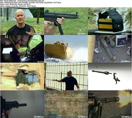 Future Weapons S3 E5 دانلود فصل سوم مستند سلاحهای آینده – Discovery Channel Future Weapons