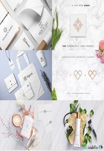 Geometric-Logo-Pack