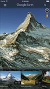 Google Earth  s2 برنامه Google Earth 7.1.6 – آیفون آیپد آیپاد