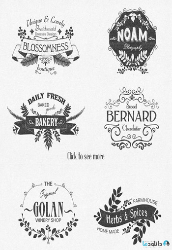 Hand-Drawn-floral-labels-and-design