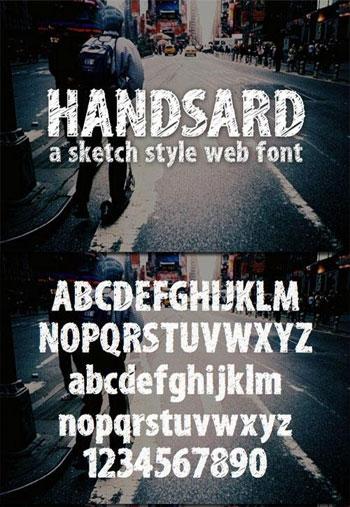Handsard-A-Sketch-Style