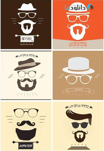 Hipster Icons دانلود آیکون Hipster Icons