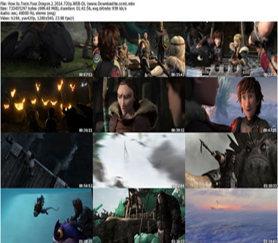 How.to.Train.Your.Dragon.2.  دانلود انیمیشن مربی اژدها 2 – How to Train Your Dragon 2