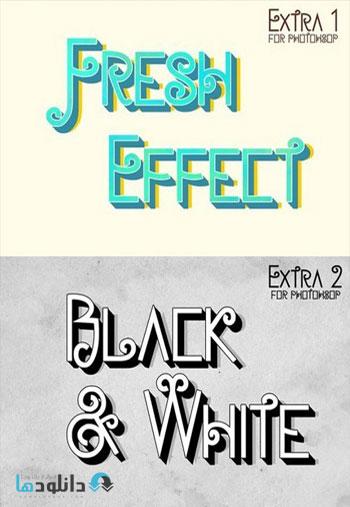 JAMOE-Modern-Vintage-Typefa