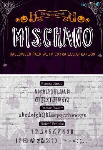 Mischano-Typeface