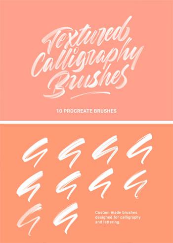 Textured-Calligraphy-Brushe