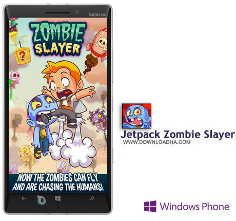 Jetpack Zombie Slayer دانلود بازی Jetpack Zombie Slayer   ویندوز فون
