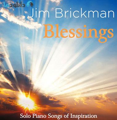 Jim Brickman   Blessings %282 دانلود آلبوم موسیقی برکت  Blessings