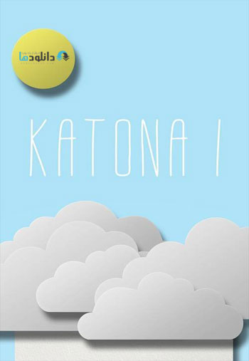 KATONA Typeface دانلود مجموعه فونت انگلیسی KATONA Display Font