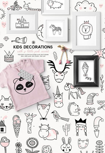 Kids-Decorations