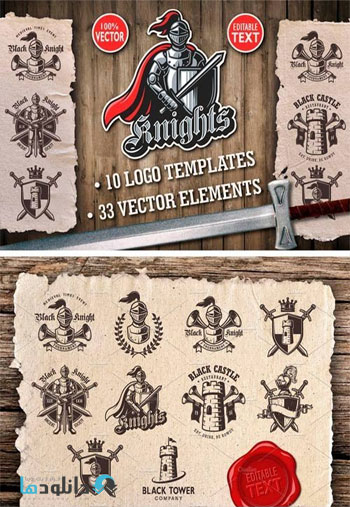 Knights-Logo-Templates-and