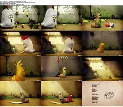 Larva   Chick 2 %28Ep 68%29 دانلود فصل اول سریال انیمیشنی لاروا Larva Season 01