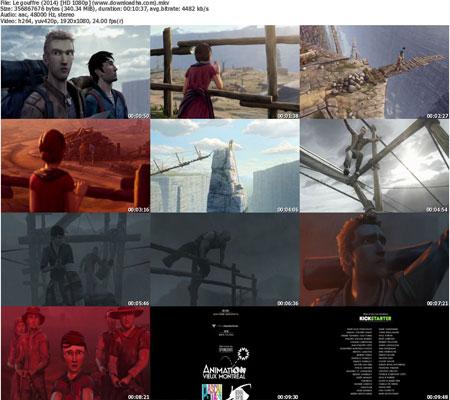 Le gouffre %282014%29 %5BHD 1080p دانلود انیمیشن کوتاه پرتگاه – Le gouffre