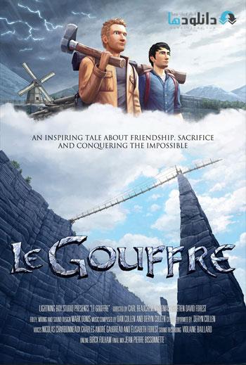 LeGouffre Poster EN small دانلود انیمیشن کوتاه پرتگاه – Le gouffre