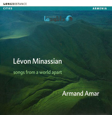 Levon Minassian   Songs From A World Apart (2005) دانلود آلبوم موسیقی Songs From A World Apart