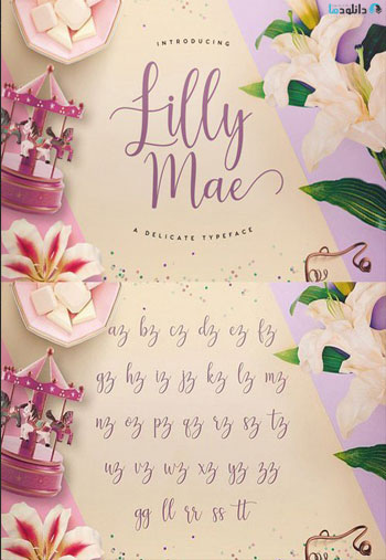 Lilly-Mae-font