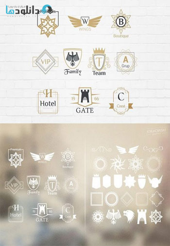 Luxury-Insignia-Badges-Logo