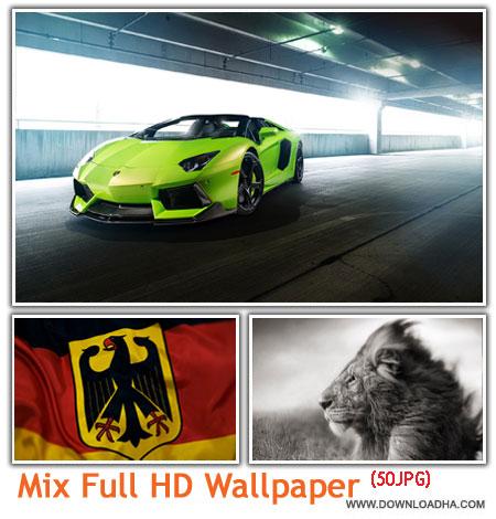Mix Full HD Wallpaper مجموعه ۵۰ والپیپیر متنوع – Mix Full HD Wallpapers