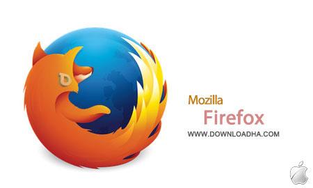 Mozilla Firefox مرورگر Mozilla Firefox v32.0.3  مک