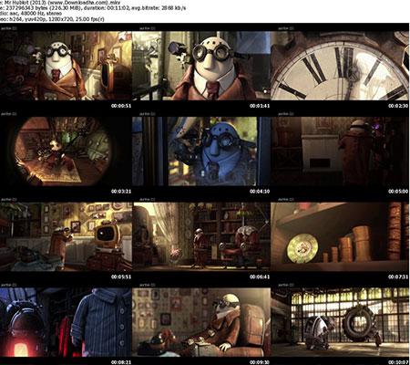 Mr Hublot %282013%29 دانلود انیمیشن آقای هابلوت MrHublot 2013