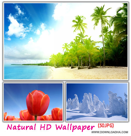 Natural Wall Paper HD  مجموعه ۵۰ والپیپیر از مناظر طبیعی –  Natural HD Wallpaper
