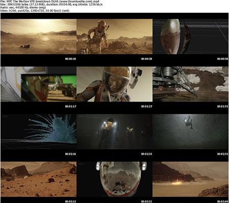 Nature%27s Misfits %282014%29 PDT پشت صحنه ی ساخت جلوه های ویژه فیلم و انیمیشن ها مریخی – The Martian 2015