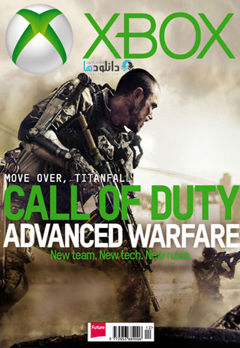 Official xbox Magazine UK dec2014  دانلود مجله Xbox Official Magazine UK – December 2014