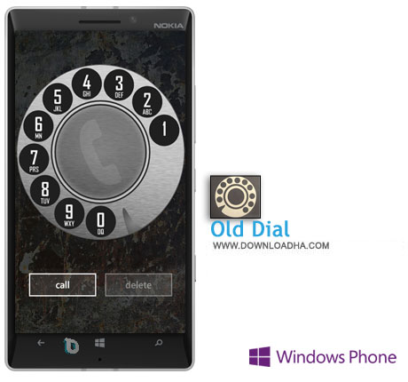 Old Dial دانلود  برنامه Old Dial    ویندوز فون