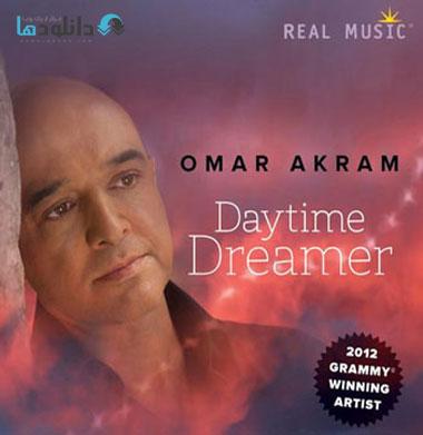 Omar Akram   Daytime Dreamer %282013%29 دانلود آلبوم موسیقی Daytime Dreamer