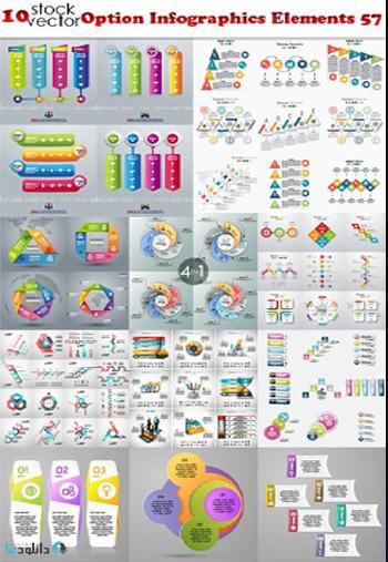 Option-Infographics-Elements