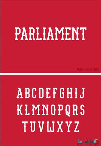 Parliament-Font