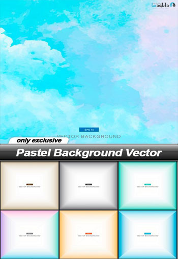 Pastel-Background-Vector