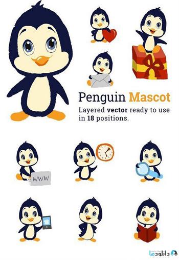 Penguin-Mascot