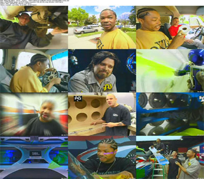 Pimp My Ride   5x15   Josh%27 دانلودمجموعه ماشین منو روبراه کن:فصل پنجم – Pimp My Ride 2008:S05