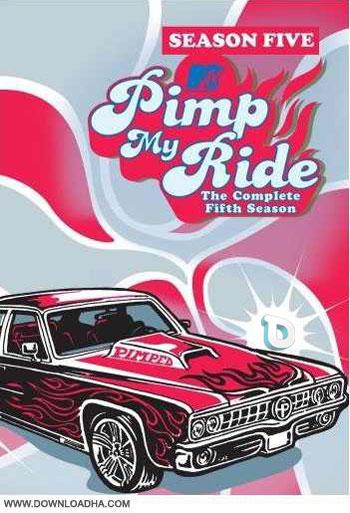 Pimp My Ride Season 5 دانلودمجموعه ماشین منو روبراه کن:فصل پنجم – Pimp My Ride 2008:S05