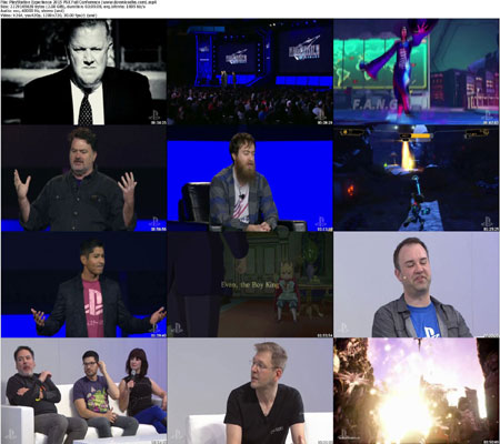 PlayStation Experience 2015 دانلود مراسم PlayStaion Experience 2015