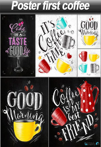 Poster-first-coffee
