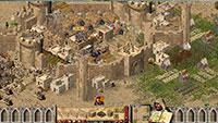 SH1  دانلود بازی جنگ های صلیبی Stronghold HD و Stronghold Crusader HD برای PC