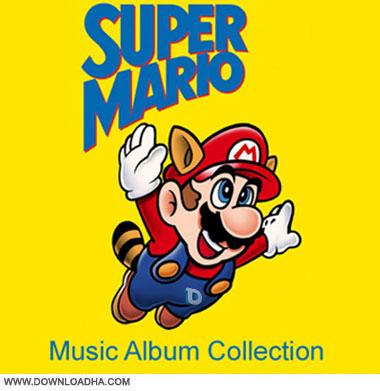 SM 123  دانلود موسیقی های متن بازی Super Mario Collection