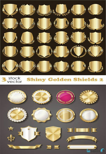 Shiny-Golden-Shields-2
