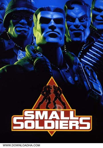 Small Soldiers 1998 دانلود انیمیشن سربازان کوچک   Small Soldiers1998