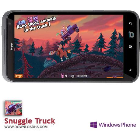 Snuggle Truck دانلود بازی Snuggle Truck   ویندوز فون