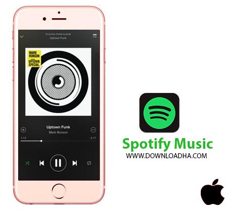 Spotify%20Music  نرم افزار پخش آنلاین موزیک Spotify Music v4.8   آیفون آیپاد
