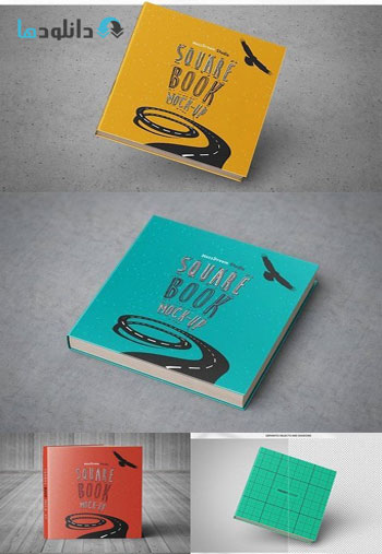 Square-Book-Mock-Up