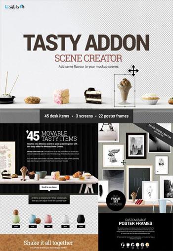 Tasty-Addon-Scene-Creator