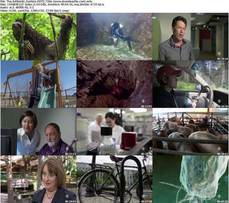 The.Antibiotic.Hunters.HDTV دانلود مستند The Antibiotic Hunters 2015