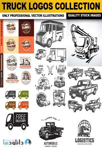 Truck-Logos-Collection