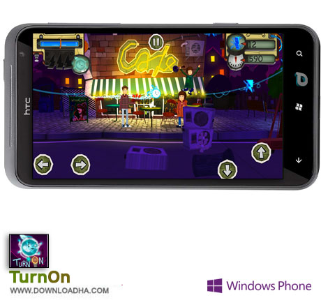 دانلود بازی TurnOn – ویندوز فون