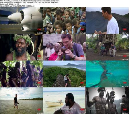 Vanuatu Landlords.of.Paradi دانلود مستند  Vanuatu: Landlords of Paradise 2015