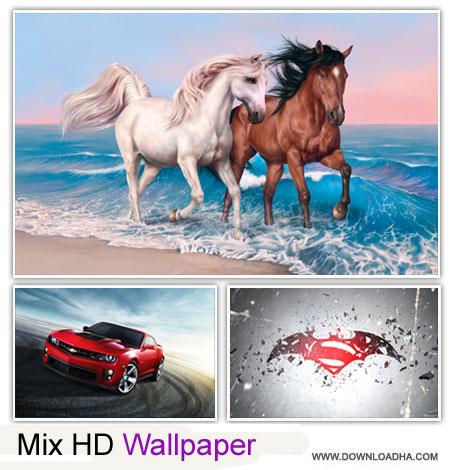 Wallpaper Mix Pack s02 مجموعه ۱۵۰ والپیپر جذاب با موضوعات مختلف – HD Mix Wallpapers